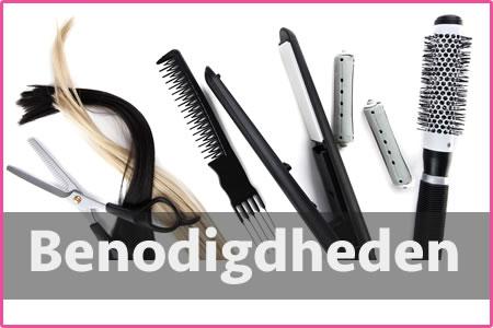 Hair extensions benodigdheden