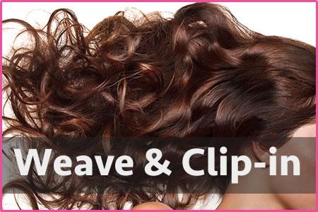 Clip-in & Weave